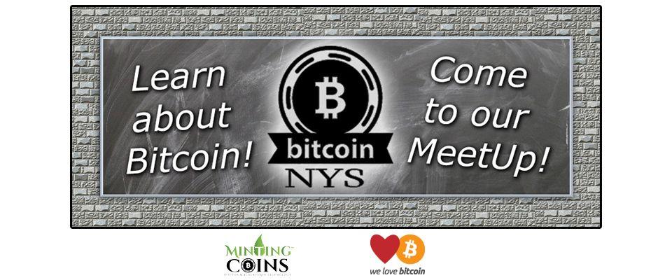 Bitcoin NYS