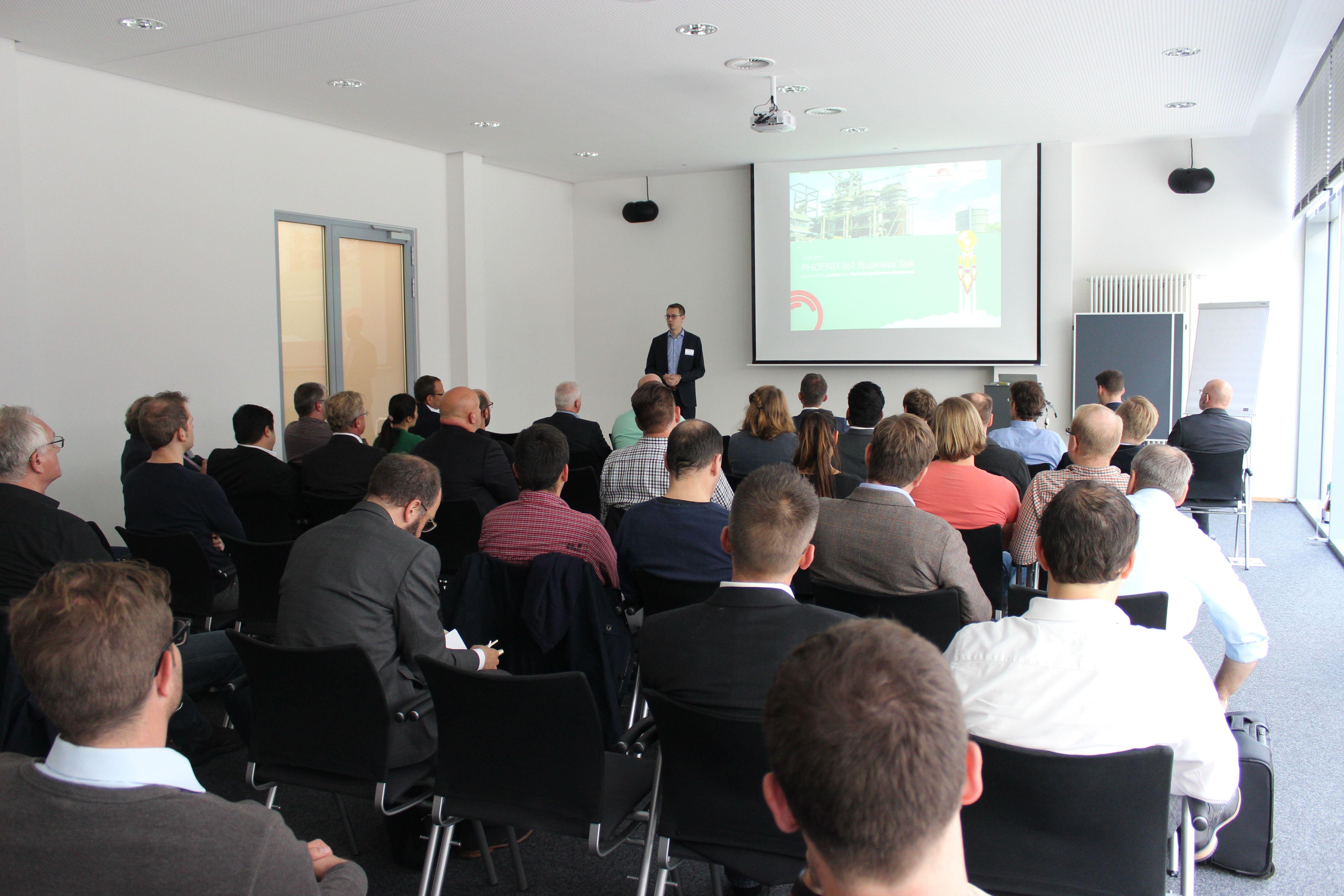 IoT Tech Meetup Dortmund