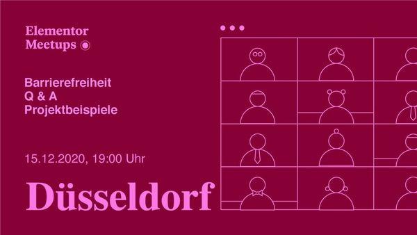 Barrierefreiheit mit Elementor - event image