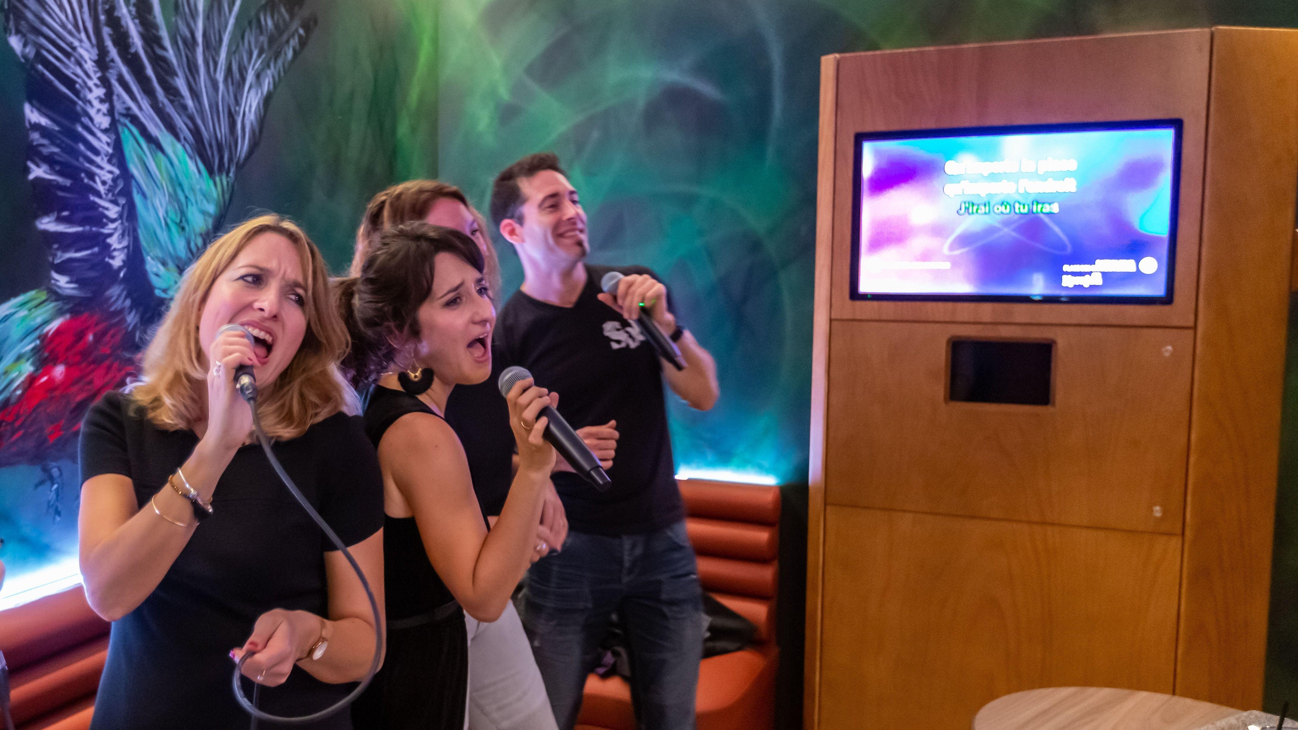 Karaoke Meetup