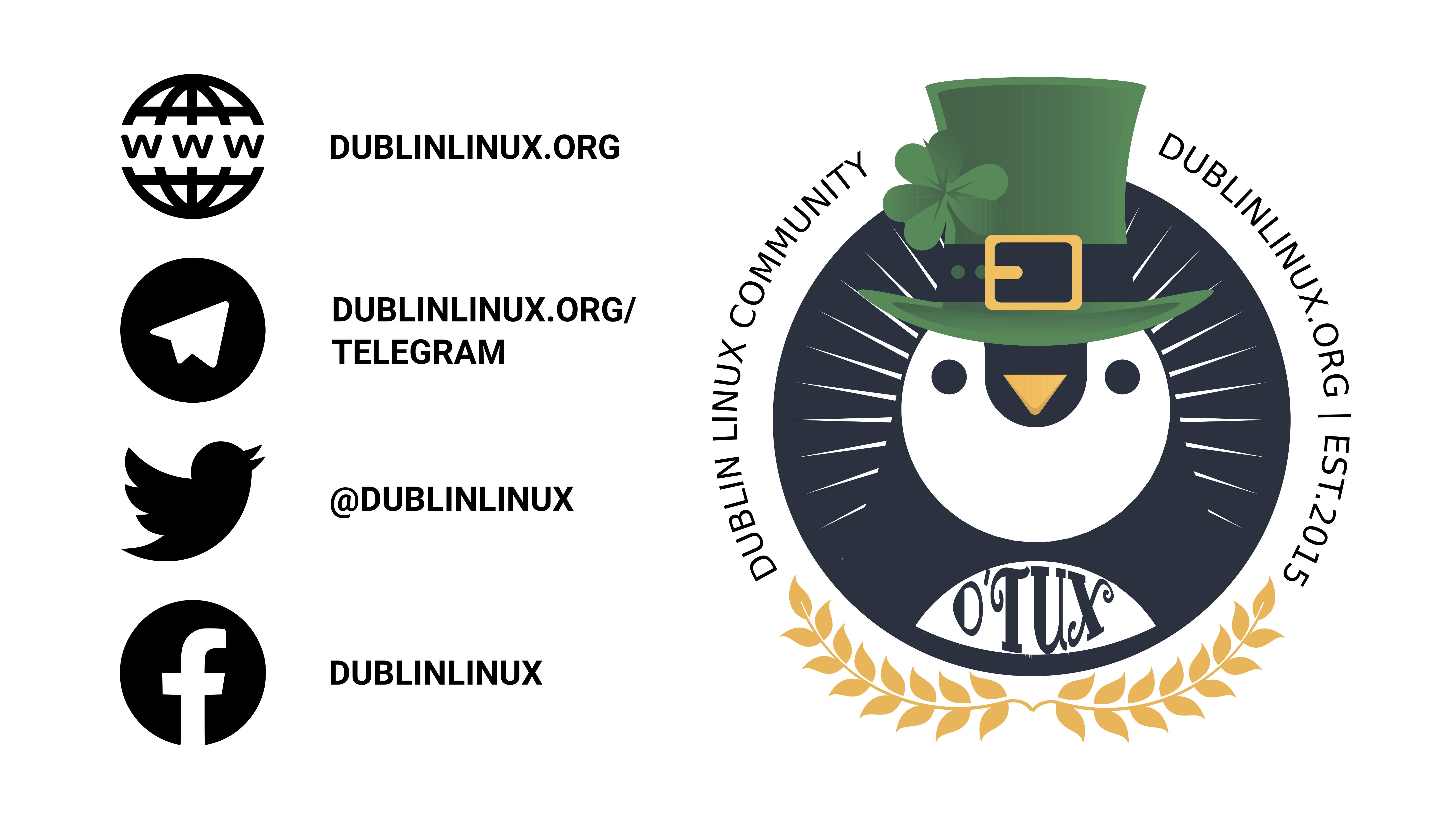 Dublin Linux Community