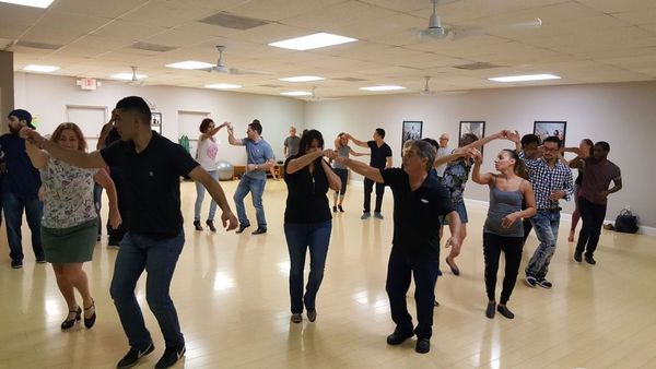 Salsa dance lessons west palm beach