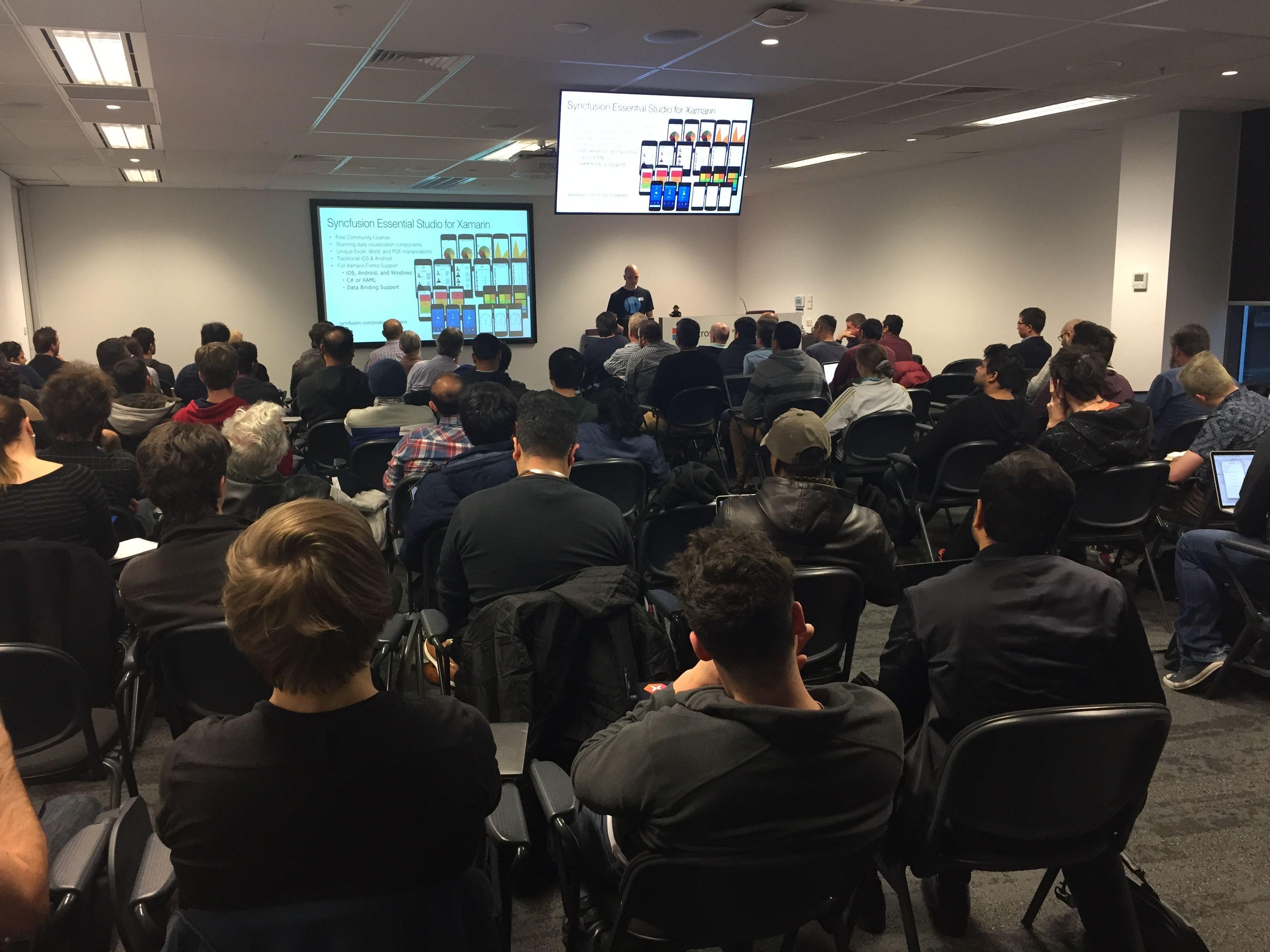 Melbourne Blazor and Xamarin Meetup