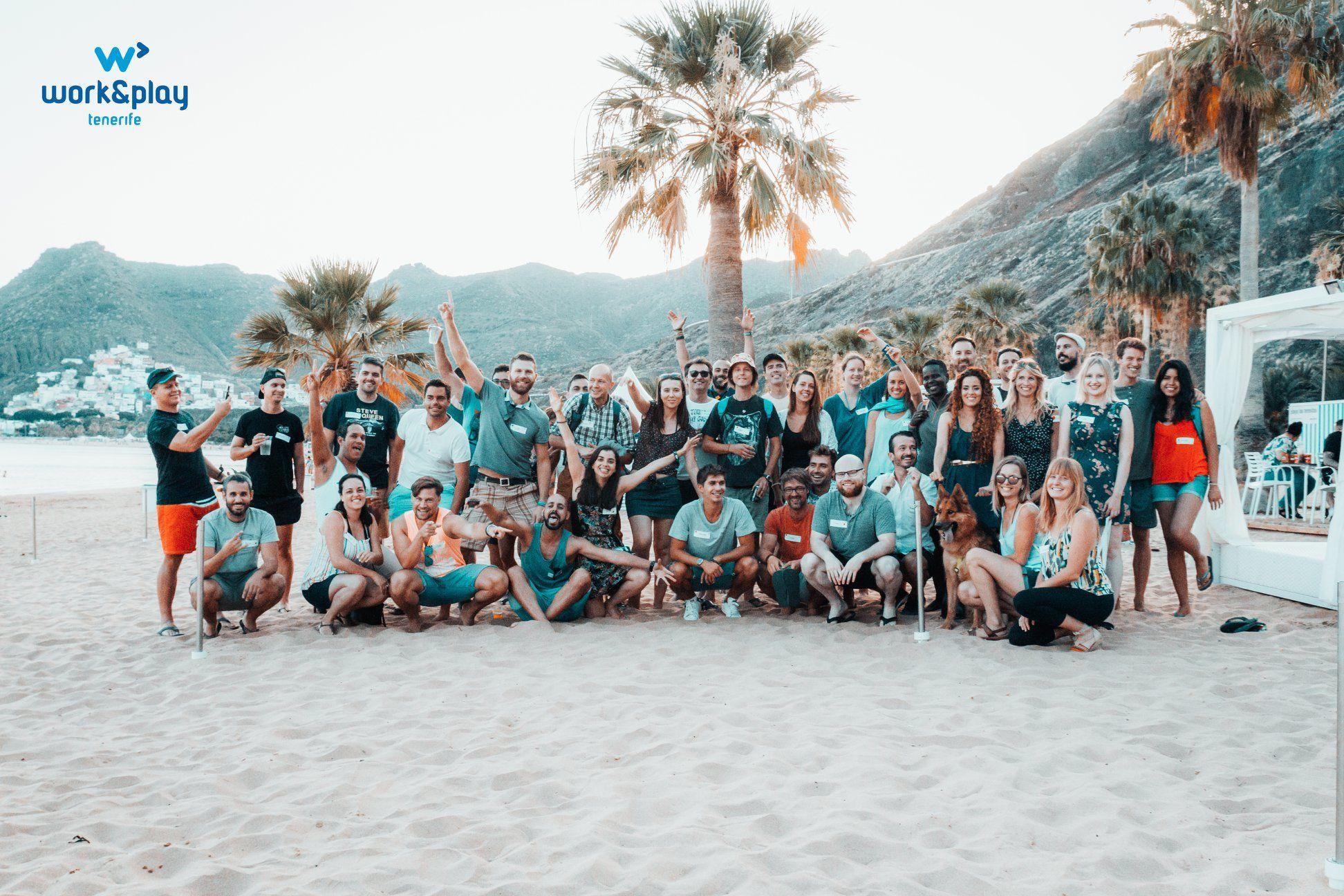 Tenerife Remote Workers & Digital Nomads Meetup