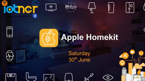 Apple Home Kit - Taste the flavor of IoT with Apple | Meetup