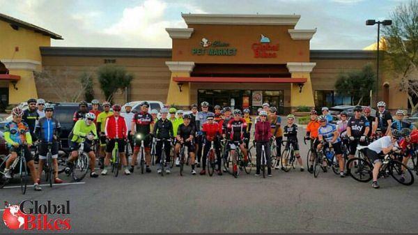 Global Bikes Meetup