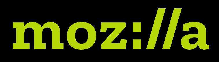 Mozilla Developer Roadshow
