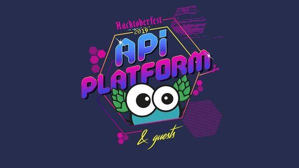 Hacktoberfest @Paris [API Platform - Symfony - React Admin]