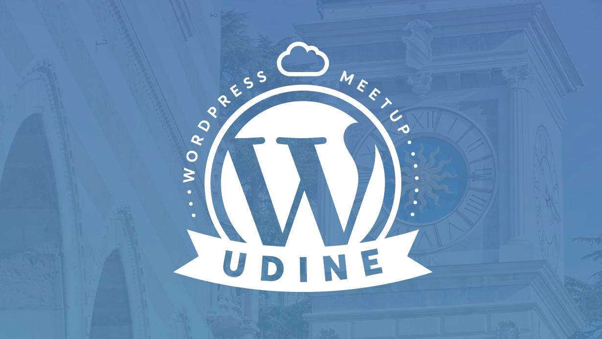 Udine WordPress Meetup