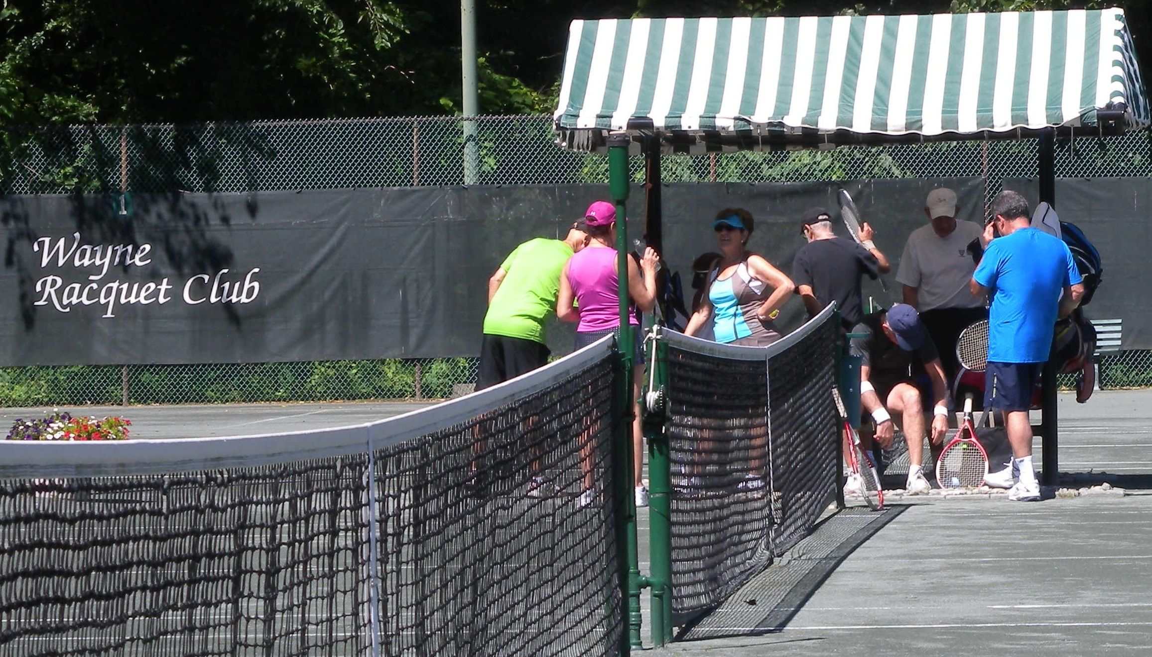 The Wayne Tennis Meetup Group