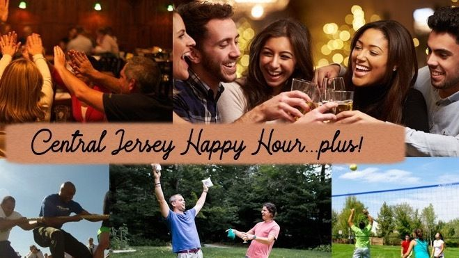 Central Jersey Happy Hour...plus!