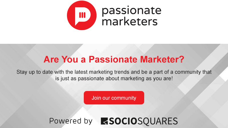 Passionate Marketers Philly