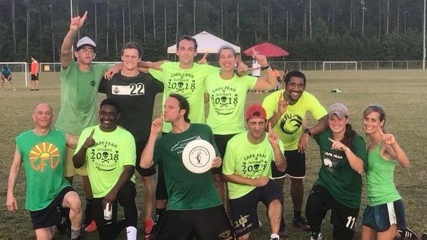 Wilmington Co-ed Ultimate Frisbee Meetup Group (Wilmington ...