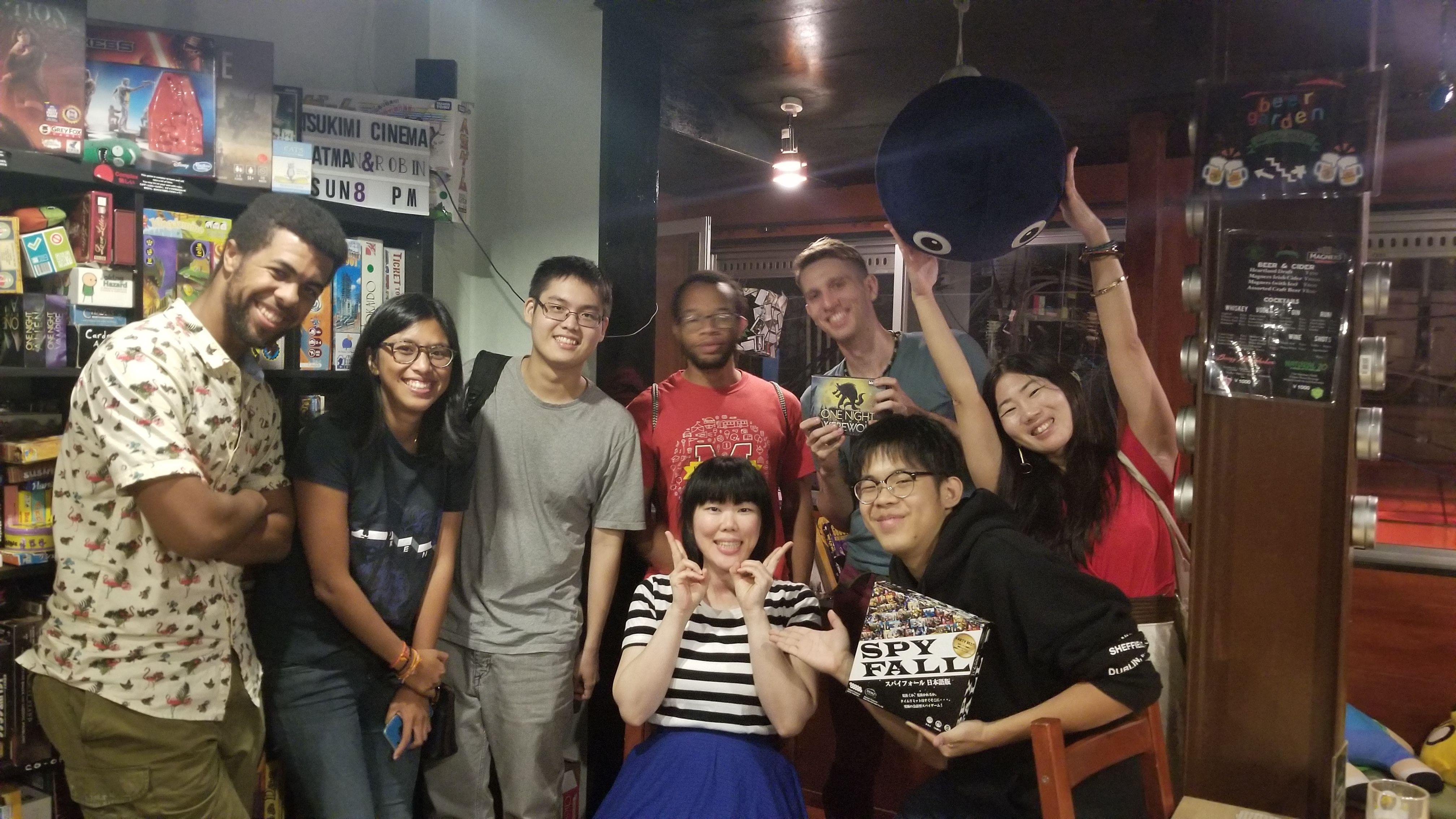 Osaka Board Gamers of Osaka