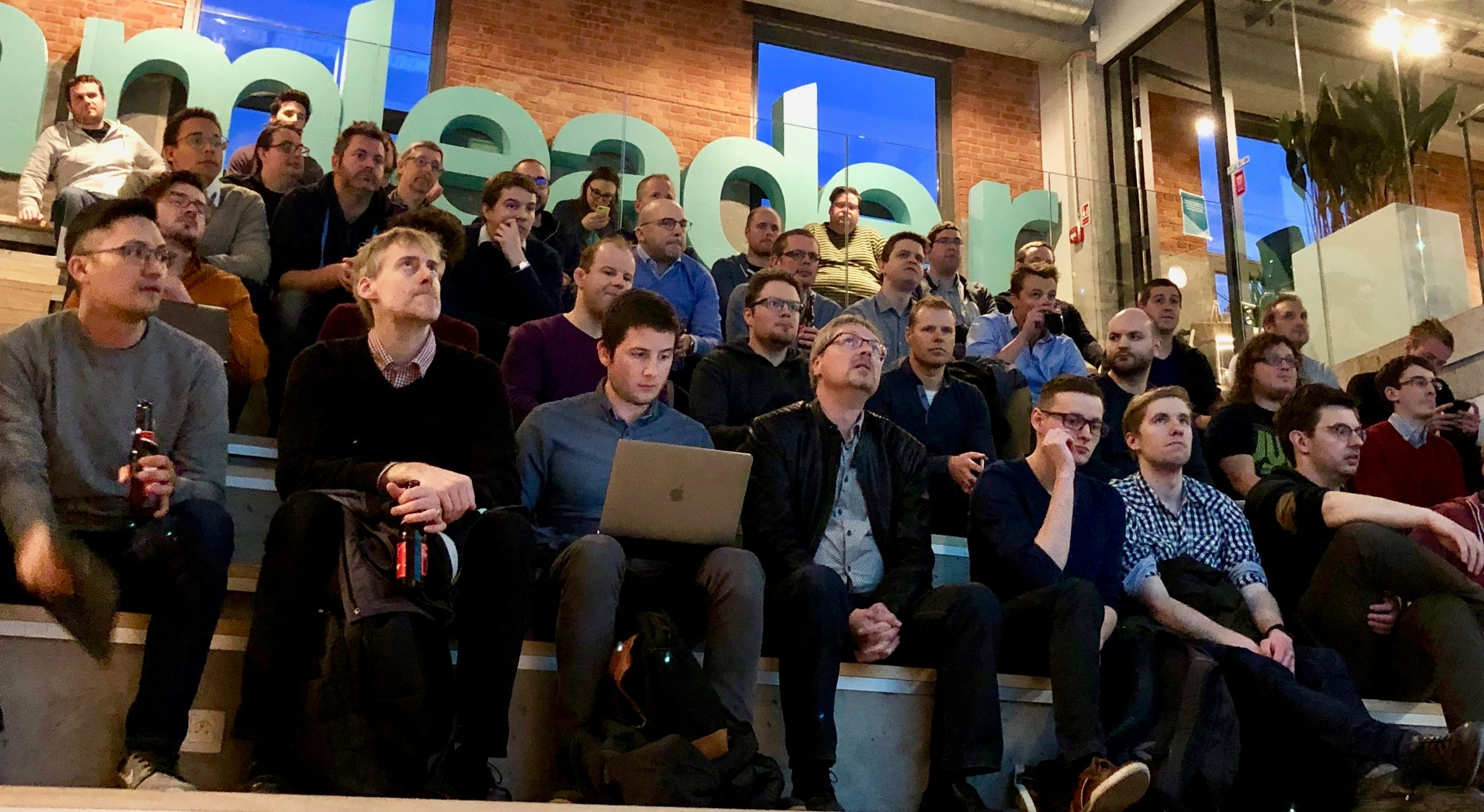 AWS User Group Belgium