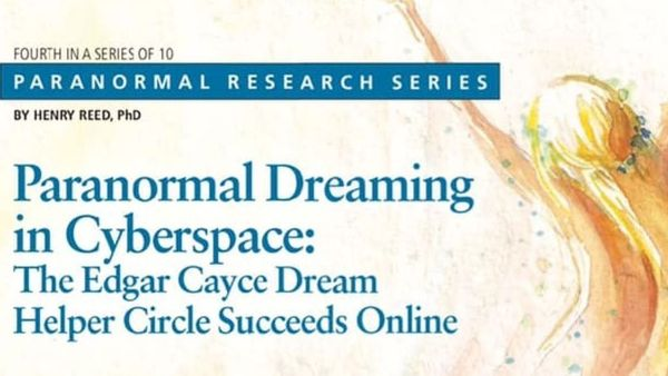 Invitation to an ONLINE Dream Helper Circle--Apr 26 - May 2