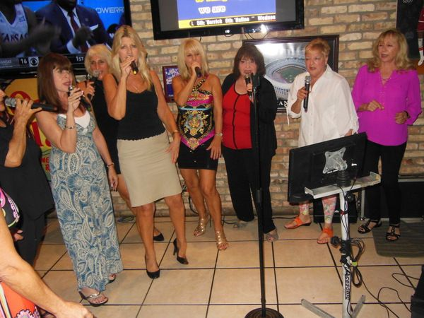Fire And Ice Karaoke Party At Muddy Waters Deerfield