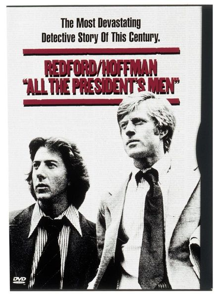 a history of the watergate scandal presented in all the presidents men All the president's men: hoffman and redford fight the and here students of the history of journalism may marvel at how immensely more difficult all this investigative turns and exceptionally complex detail of the watergate scandal, all the president's men manages to make it both.