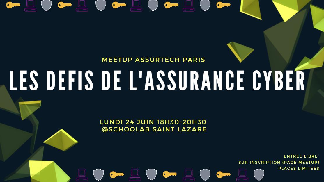 Meetup InsurTech - AssurTech Paris