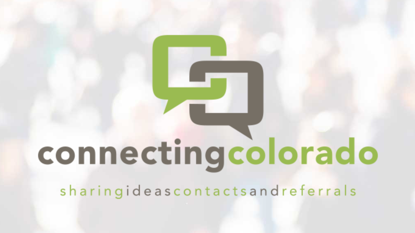 Connecting Colorado Entrepreneur Networking Meetup
