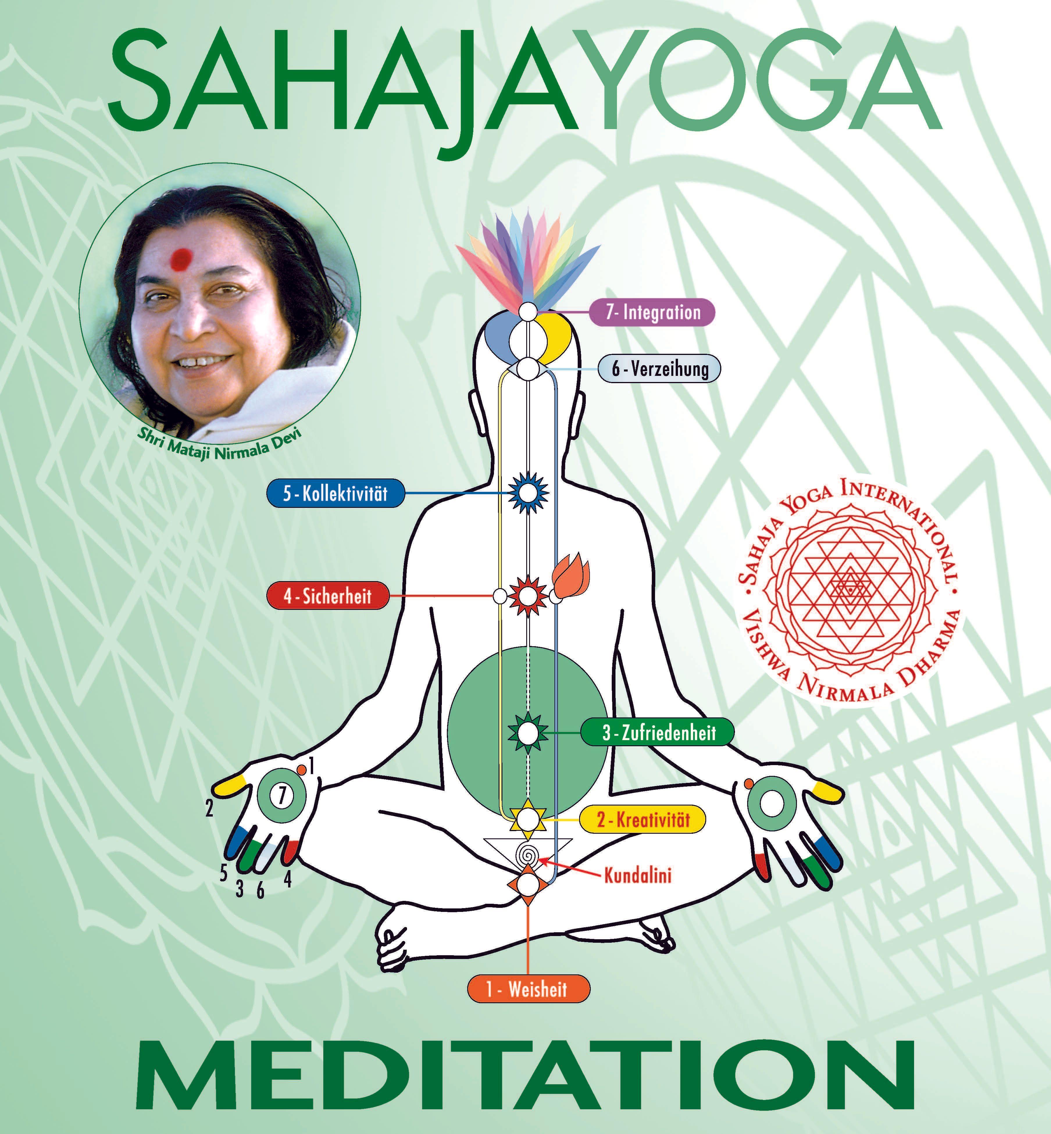 Free Meditation & Yoga – in Munich / München