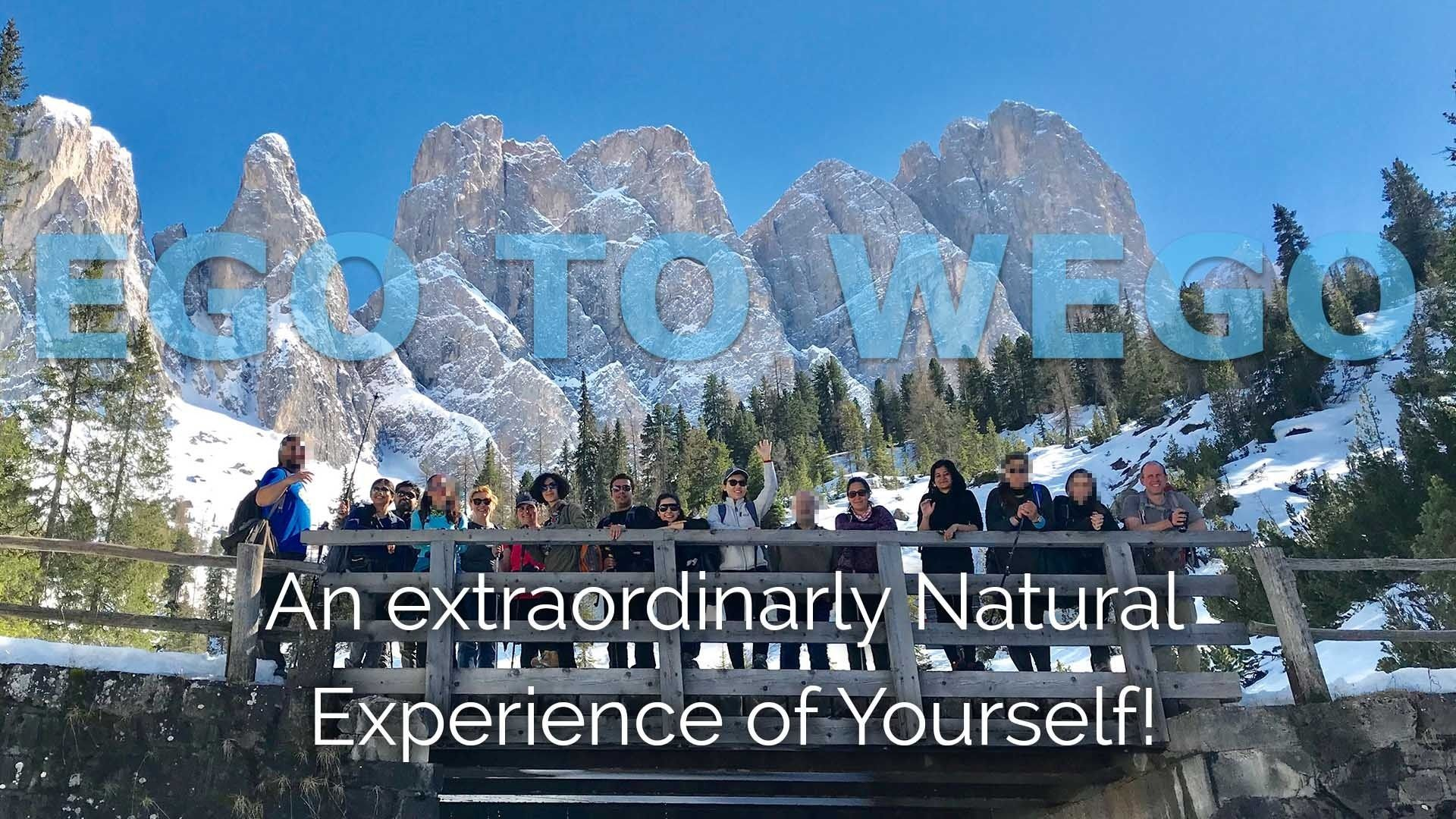 Ego to Wego - An extraordinary Way of experiencing Nature 6