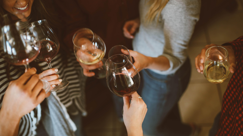 Women, Wine, and Conversations
