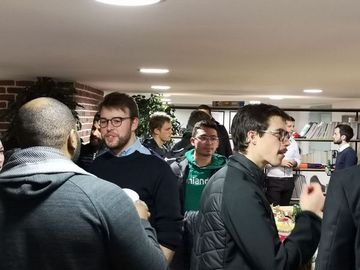 Photos - Paris Data Engineers! (Paris) | Meetup