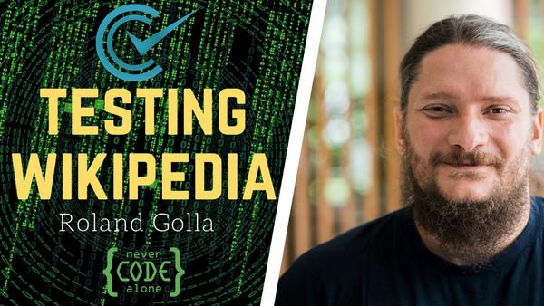 Codeception Testing Tutorial live mit der virtuellen Funktastatur für Wikipedia