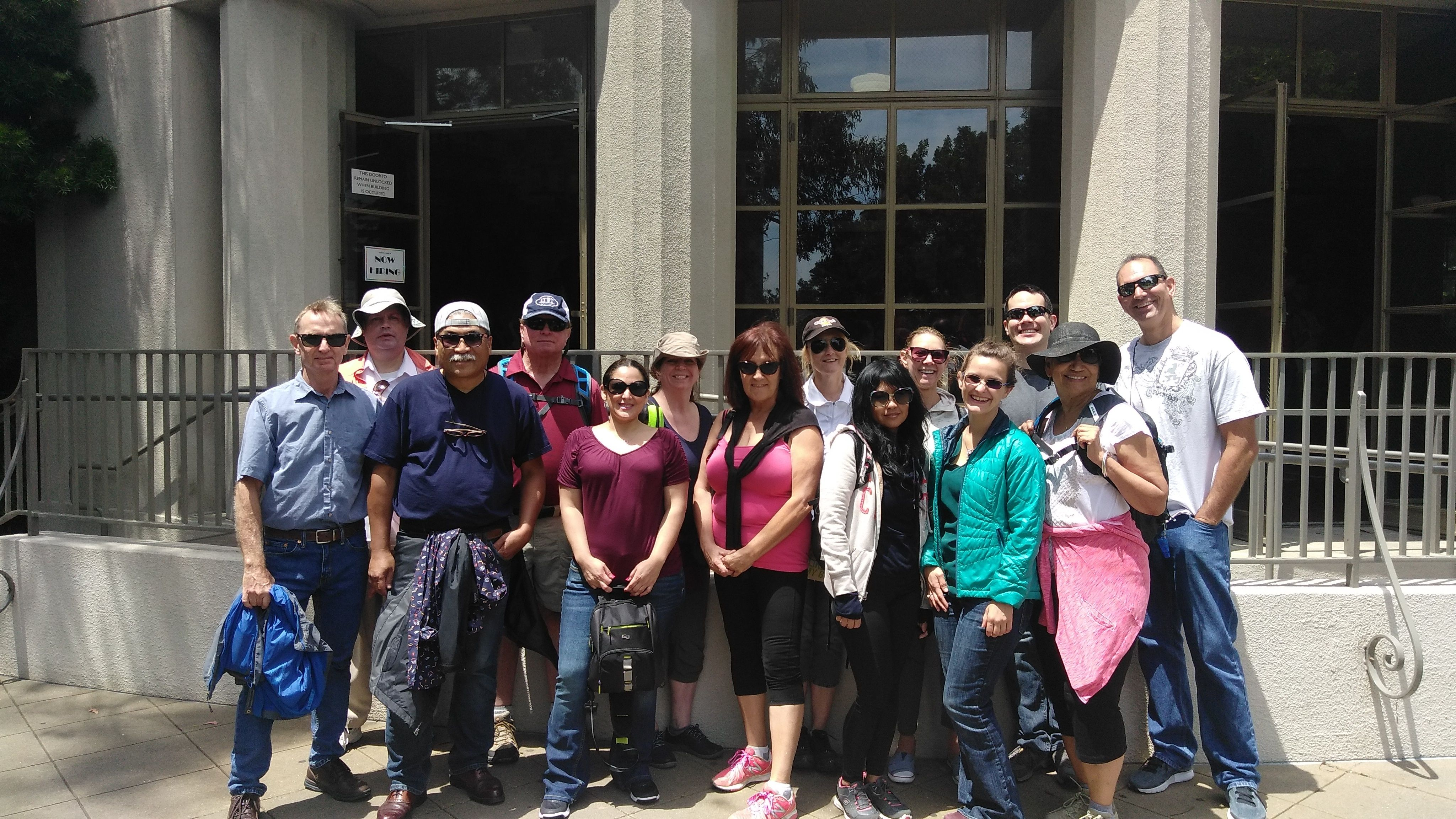 Walnut Creek Dining, Culture and Adventure Group