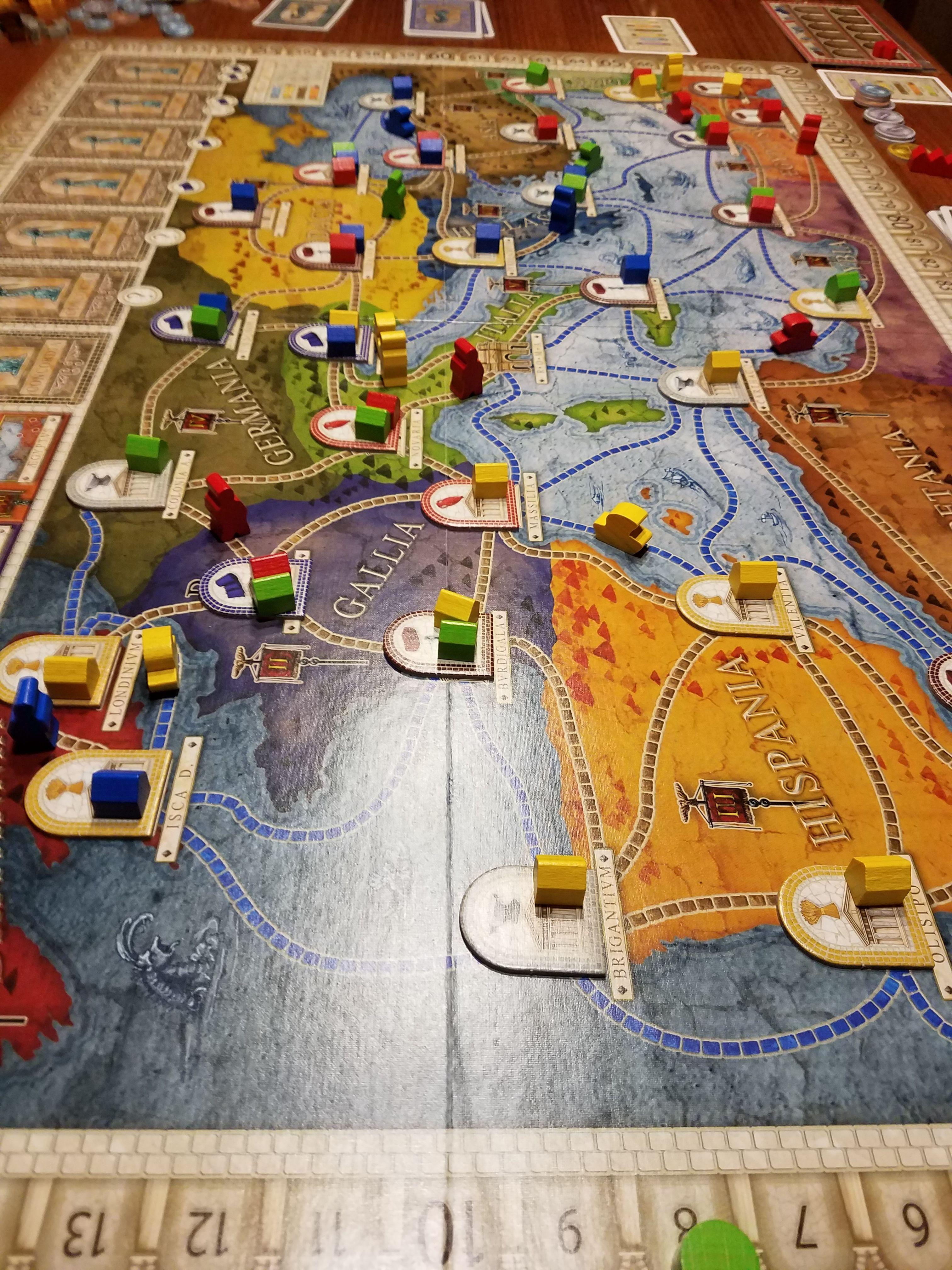 Casa Grande Board Games