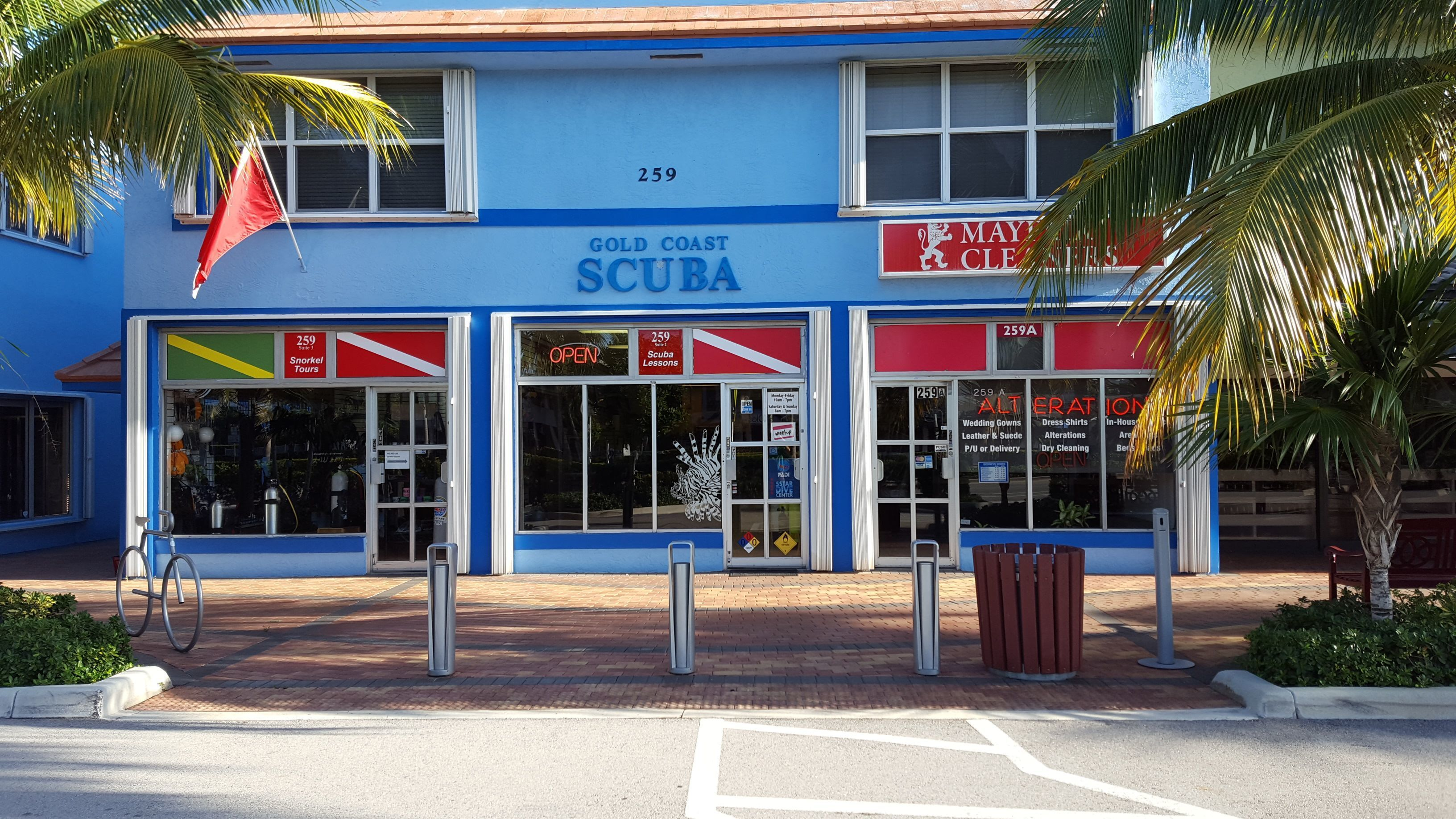 Gold Coast Scuba Divers   (954) 616-5909