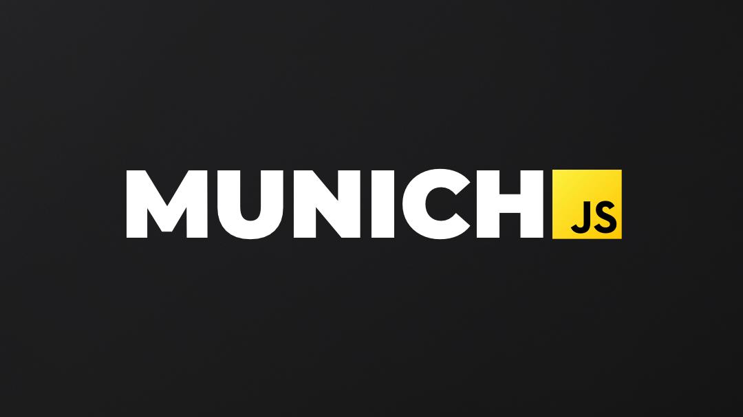 MunichJS – JavaScript User Group