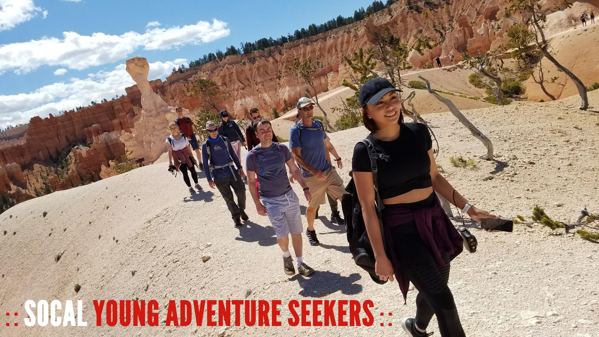 :: SoCal Young Adventure Seekers ::