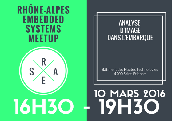 Rhone Alpes Embedded Systems Meetup
