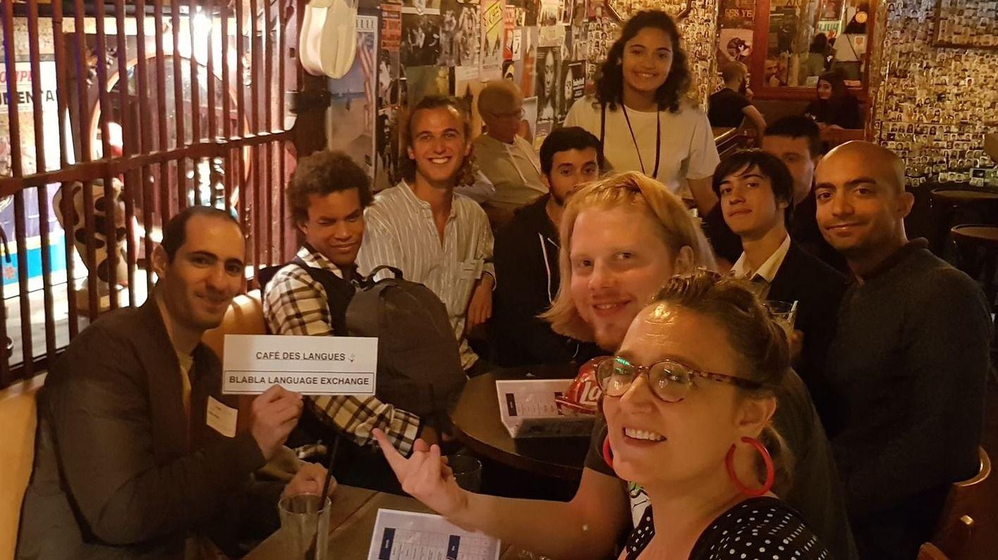 BlaBla Language Exchange Paris - Blabla EVENTS