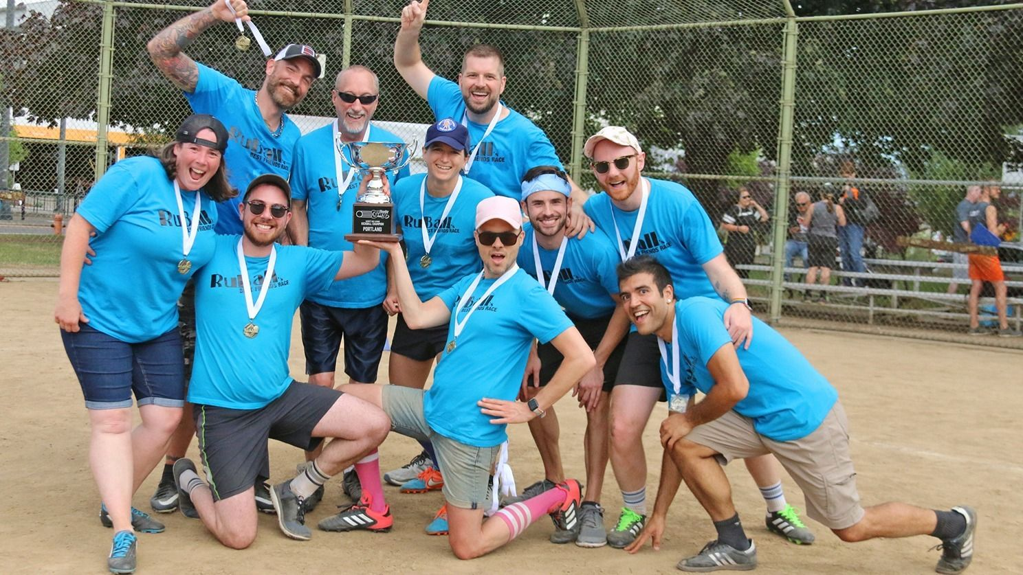 Varsity Gay League Portland Recreational Sports League