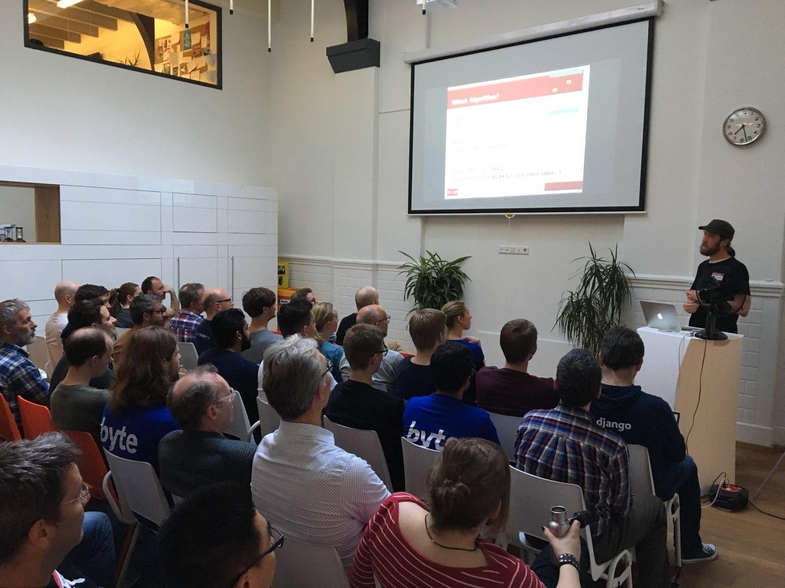 Amsterdam Python Meetup Group
