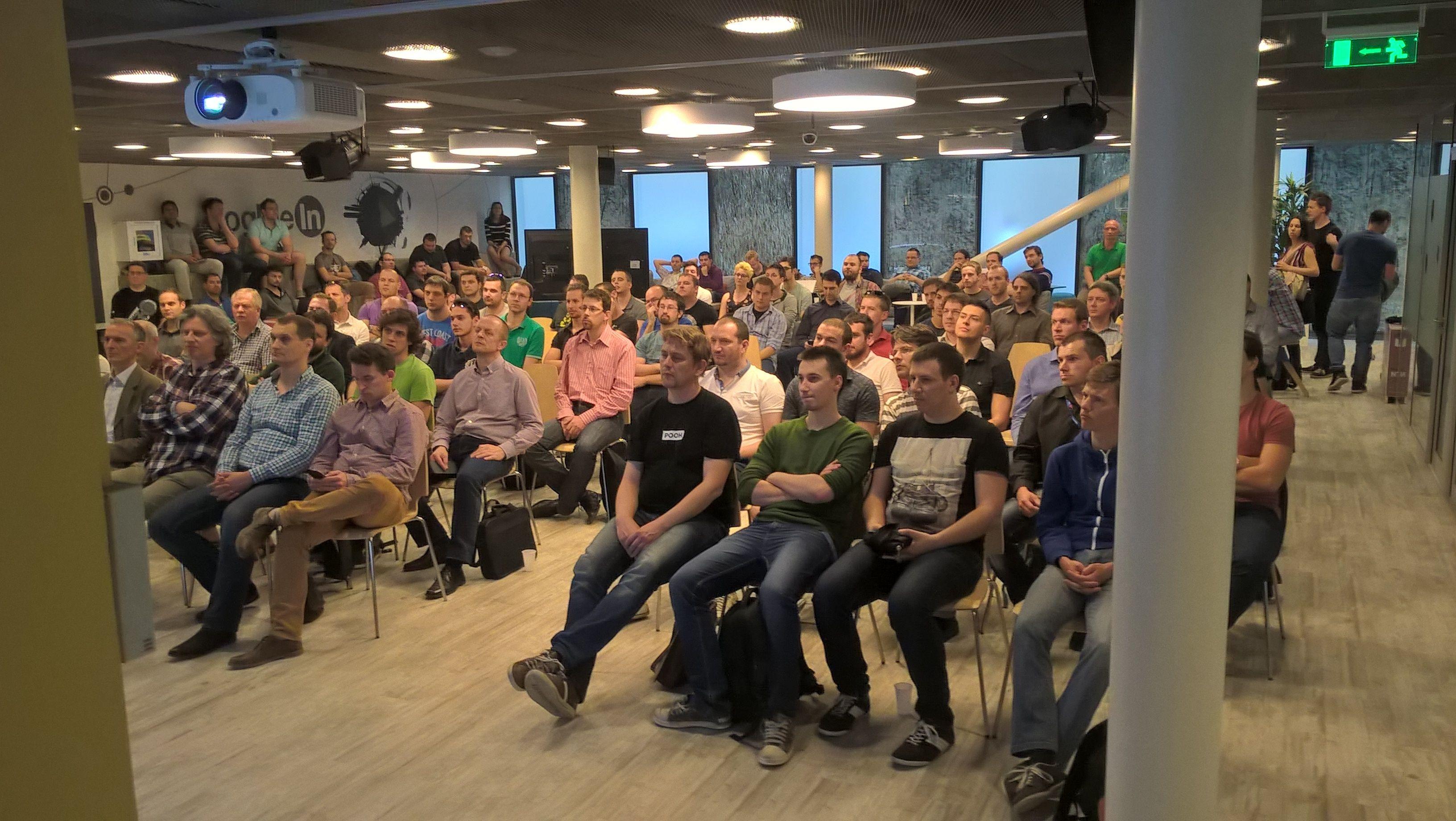 Enterprise Developer Meetup