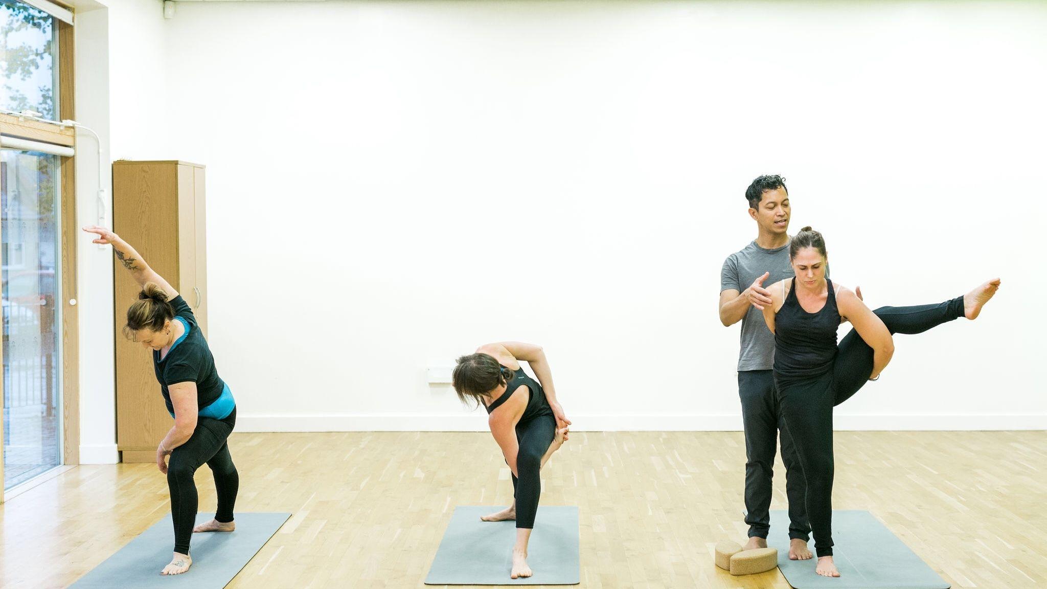 HealthSkilled -Yoga by Ace Pittapan