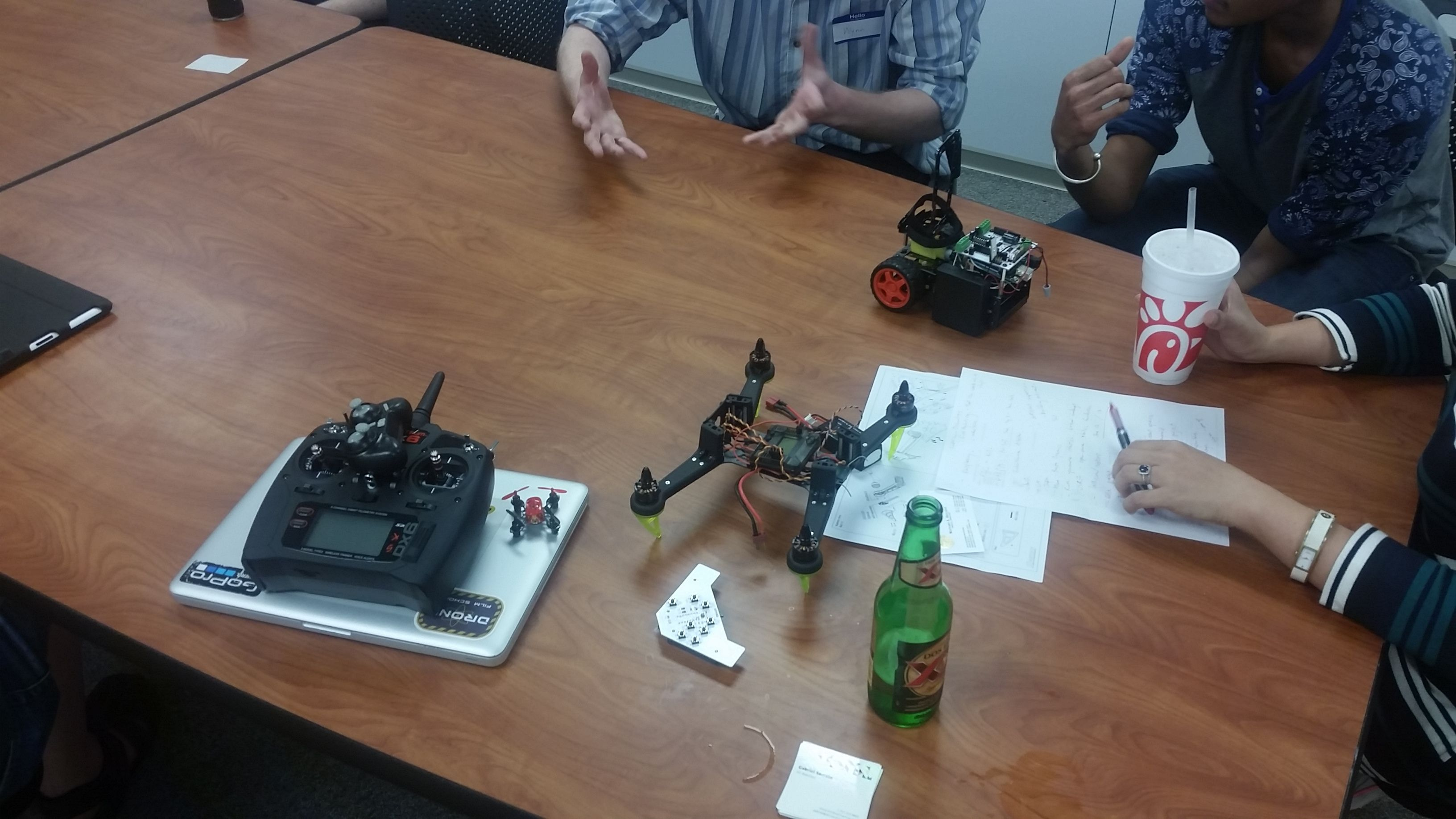 DC Robotics Group
