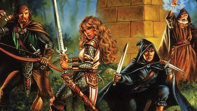 Trafford Park Roleplaying Games (RPGs) Meetup