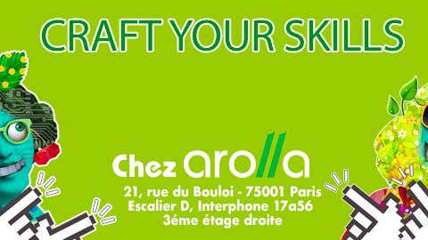 Craft your Skills, a Pragmatic CodingDojo in Paris