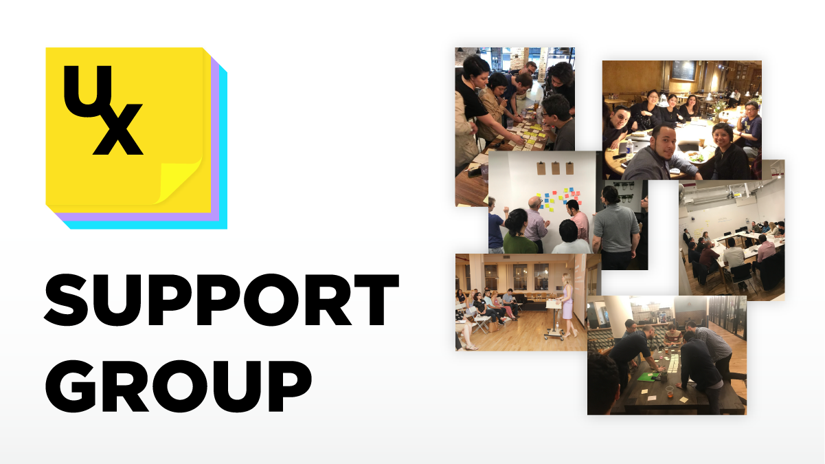 UX Support Group