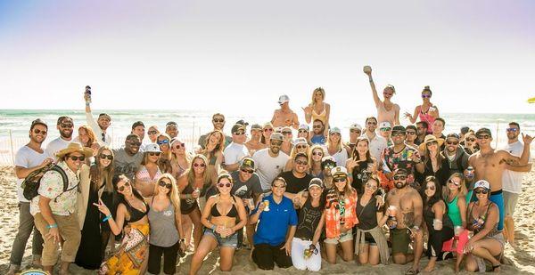 "Beach BBQ "" Уходящее Лето"""