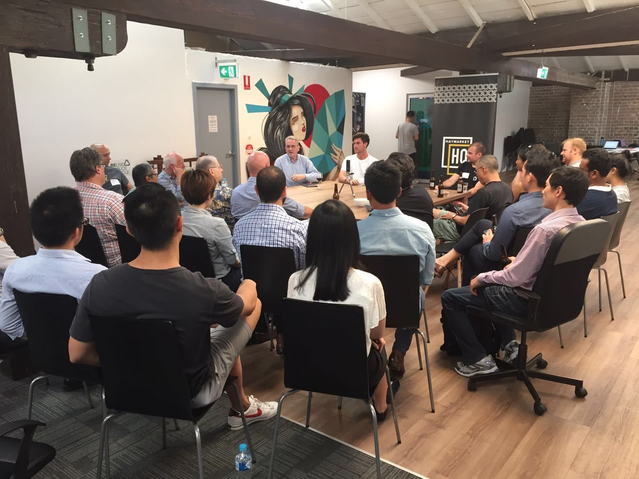 CONNECTING STARTUPS TO ASIA