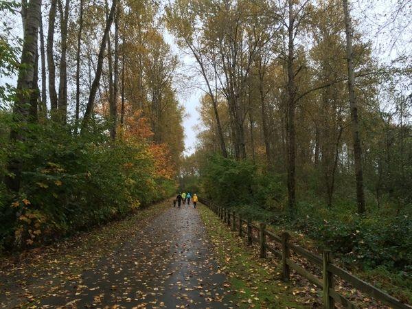 Walk the Puyallup Riverwalk Trail 6K/8K