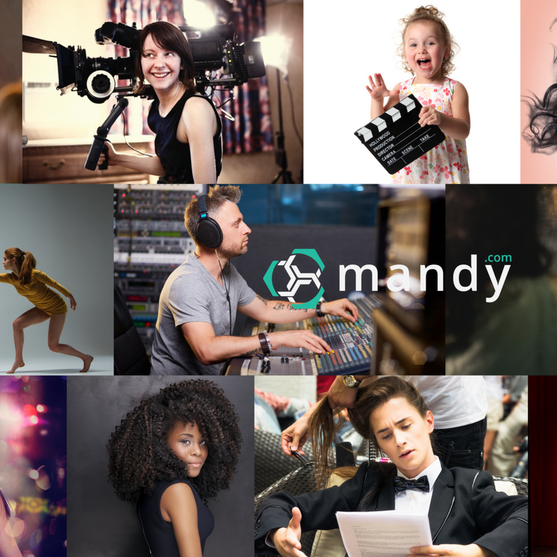 Mandy's Atlanta Film and Television Production Meetup.