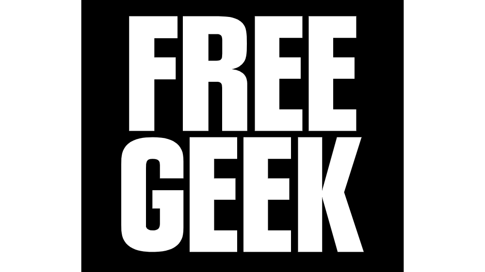 Free Geek Twin Cities Meetup