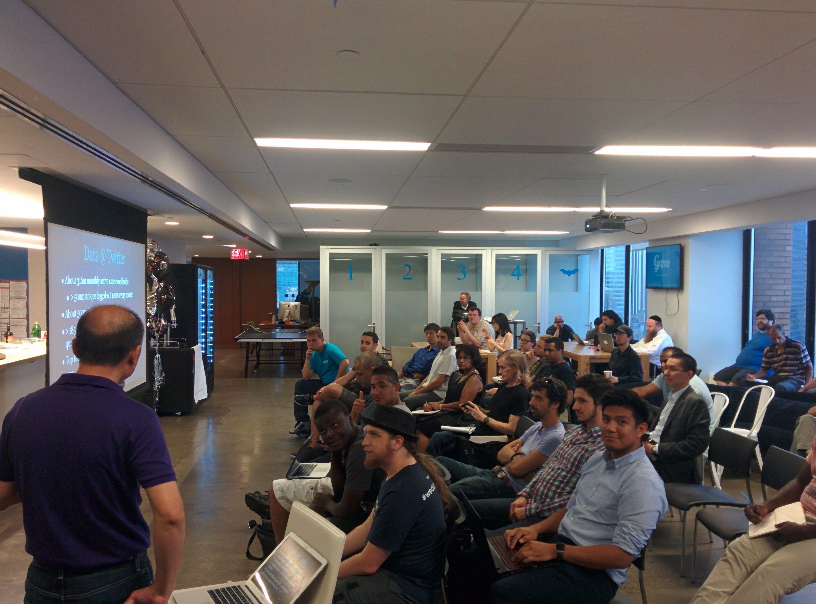 MySQL New York Meetup
